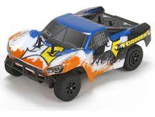 ECX Torment 1:24 4WD RTR oranžový