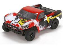 ECX Torment 1:24 4WD RTR červený