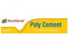Humbrol Poly Cement lepidlo na plasty 12ml