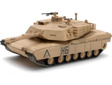 Tank MBT M1A1 Abrams 1:72 RTR