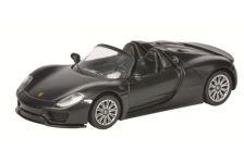 1:64 Porsche 918 Spyder, black