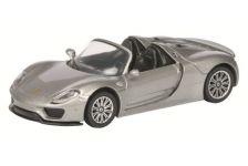 1:64 Porsche 918 Spyder,silver