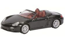 1:64 Porsche Boxster, black
