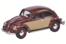 1:64 VW Kaefer, wine red-beige