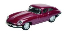 1:87 Jaguar E-Type, red