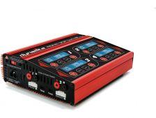 Nabíječ Prophet Sport Quad LiPol/NiMH 4X50W AC/DC