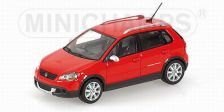 1:43 VW CROSS POLO 2006 RED