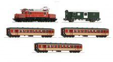 "H0 - set k 150. letům ""Brenner Railway"" , ÖBB / ROCO 61454"