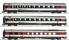 Roco Set 3 osobních vagónů, SBB