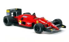1:43 FERRARI F1 NO28 G.BERGER 1987