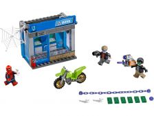 LEGO Super Heroes - Krádež bankomatu