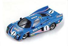 1:43 INALTERA GT NO1 8TH LE MANS 1976