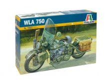 Italeri Harley Davidson WLA 750 (1:9)