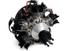 Tomahawk Motor Black Star 250 Radial benzín
