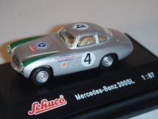 1:87 MERCEDES 300 SL COUPE #4