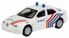1:87 ALFA ROMEO 156 POLICE WHITE