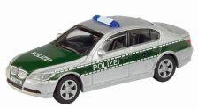 1:87 BMW 525 I POLIZEI SILVER/BLACK