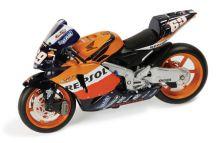 VÝPREDAJ - 1:24 HONDA RC211V REPSOL HAYDEN GP USA 2005