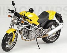 1:12 DUCATI MONSTER I.E. YELLOW