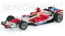 1:43 TOYOTA F1 SHOWCAR 2007 R.SCHUMACHER
