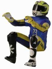 1:12 FIGURINE RIDING V.ROSSI MOTO GP 2006 SACHSENRING