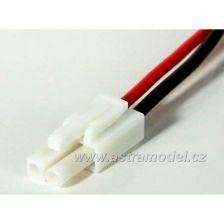 Kabel s konektorem TAMIYA MINI - samice