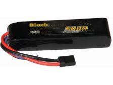 VÝPREDAJ - LiPol Car Black Magic 11.1V 5000mAh 30C Traxxas