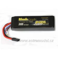 LiPol Car Black Magic 11.1V 8400mAh 30C Traxxas