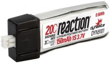 LiPol Reaction Air 3.7V 150mAh 20C Micro