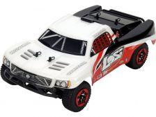 Losi Micro-Short Course 1:24 4WD RTR bílý/červený
