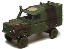 1:43 LAND ROVER 110 - UK 2000