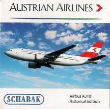 1:600 AUSTRIAN AIRBUS A310