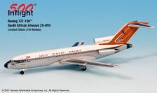 1:500 BOEING 727 S.AFRICA AIRLINES OLD COLOR