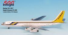 1:500 BOEING 707-320 SUDAN AIRWAYS