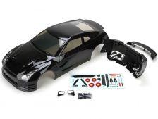Nissan GTR 2012: Karosérie černá
