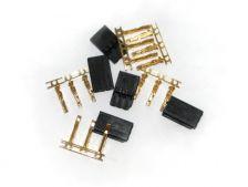 Servo konektor Futaba samec (5ks)