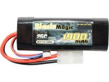 LiPol Car Black Magic 7.4V 1900mAh 25C Tamiya