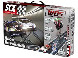 SCX WOS Race Revolution Set