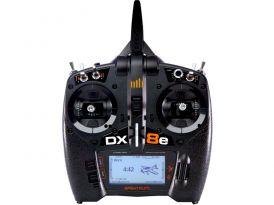 Spektrum DX8e DSMX Mód 1-4 pouze vysílač