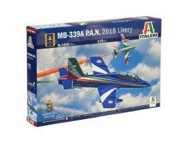 Italeri Aermacchi MB-339A P.A.N. 2018 Livery (1:72)