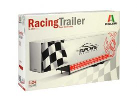 Italeri Racing Trailer (1:24)