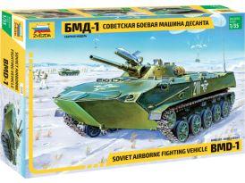 Zvezda BMD-1 Airborne AFV (re-edice) (1:35)