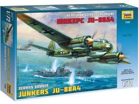 Zvezda Junkers Ju-88A4 (1:72)