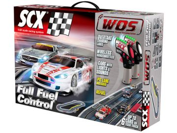 SCX WOS Full Fuel Control Set