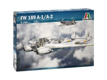 Italeri FW-189 A-1/A-2 (1:72)