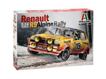 Italeri Renault R5 Alpine Rally (1:24)