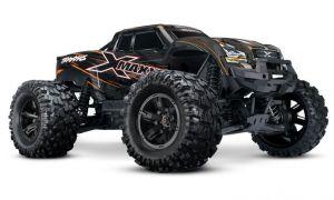 Traxxas X-Maxx 8S 1:5 4WD TQi TSM RTR bez aku oranžový
