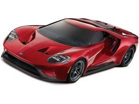AKCIA - Traxxas 4-Tec 2.0 Ford GT 1:10 TQi TSM RTR