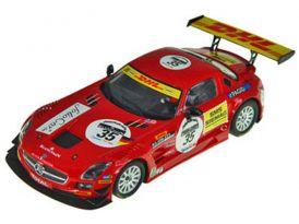 SCX Digital - Mercedes SLS GT3 DHL