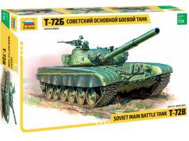 Zvezda T-72B (1:35)